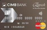 CIMB Enrich World MasterCard