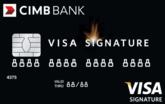 CIMB Visa Signature