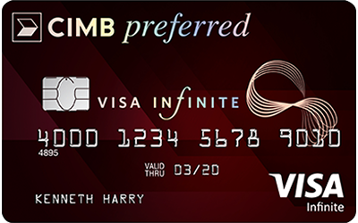 CIMB Preferred Visa Infinite