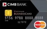 CIMB Platinum BusinessCard