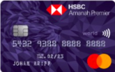 HSBC Amanah Premier World Mastercard® Credit Card-i