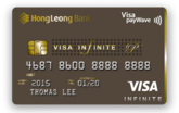 Hong Leong Infinite P Visa Card