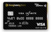 Hong Leong Infinite Visa Card