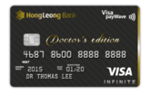Hong Leong Infinite Doctor's Edition Visa Card