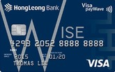 Hong Leong Wise Gold Visa Card