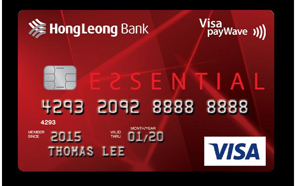 Hong Leong Essential Visa Card