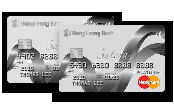 Hong Leong Sutera Platinum Visa/MasterCard
