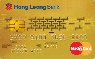 Hong Leong Gold MasterCard