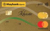Maybank Islamic MasterCard Ikhwan Gold Card
