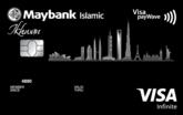 Maybank Islamic Ikhwan Visa Infinite Card-i