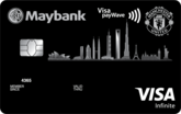Maybank Manchester United Visa Infinite