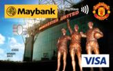Maybank Manchester United Visa Card