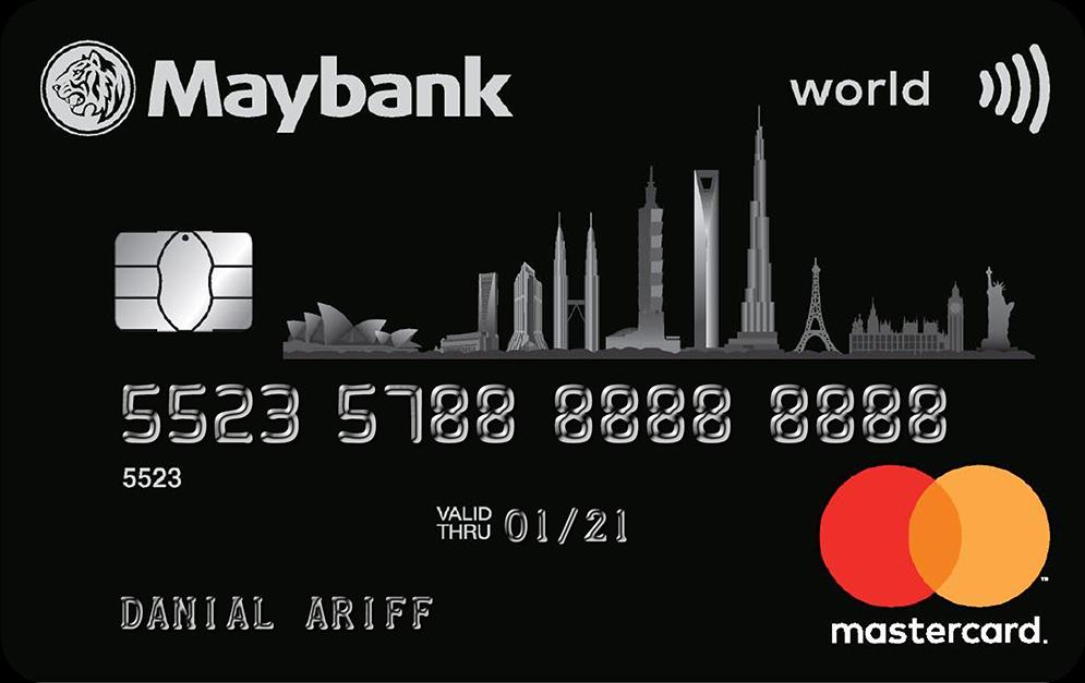 Maybank World MasterCard