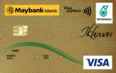Maybank Islamic PETRONAS Ikhwan Visa Gold Card-i