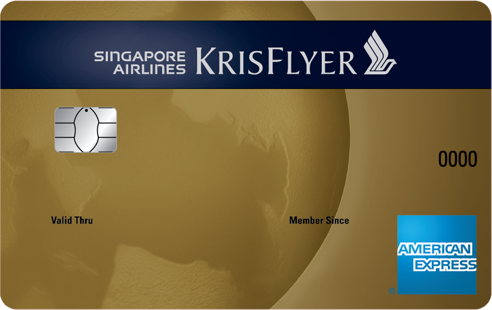 Singapore Airlines KrisFlyer American Express® Gold
