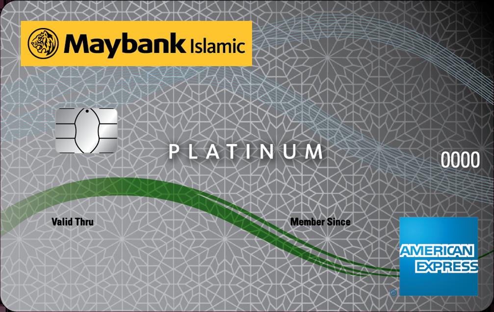 Maybank Islamic Ikhwan American Express Platinum Card-i
