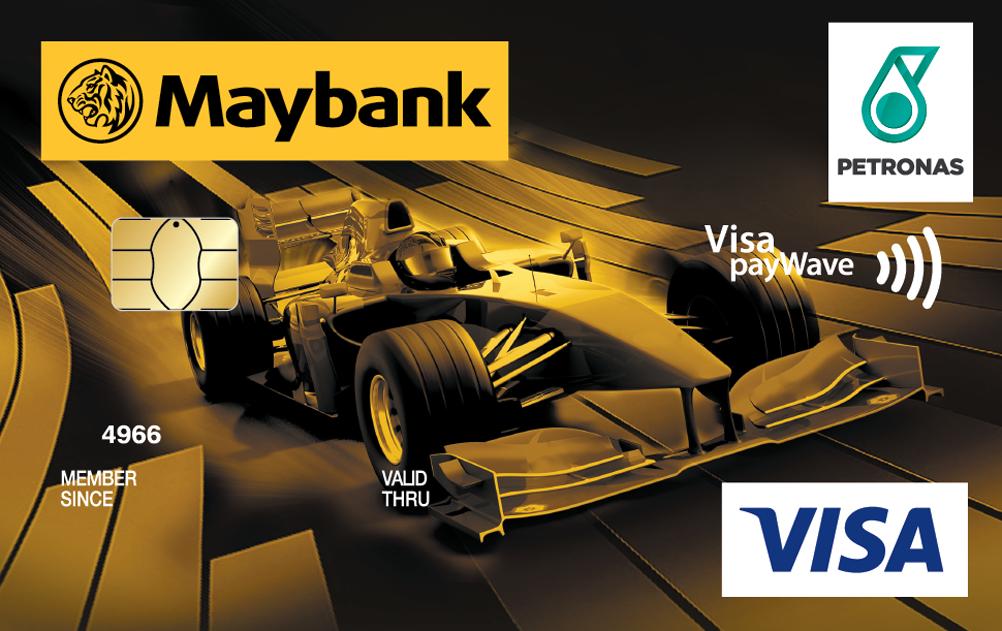 PETRONAS Maybank Visa