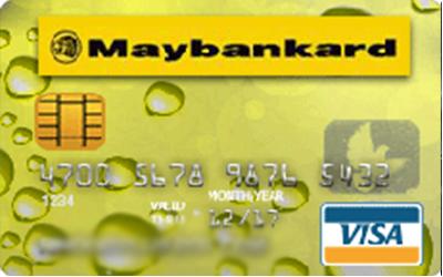 Maybank Visa Flex