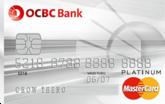 OCBC Platinum MasterCard
