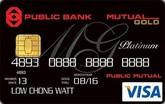 Mutual Gold-Public Bank Visa Platinum Credit Card
