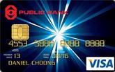 Public Bank Visa Classic Credit Card