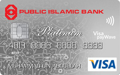 Public Islamic Bank Visa Platinum Credit Card-i