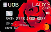 UOB Lady's Classic MasterCard