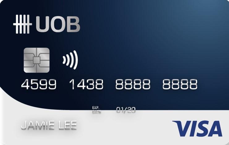 UOB Basic Visa Classic Card