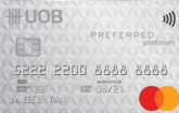 UOB Preferred Platinum Card