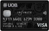 UOB Visa Infinite Credit Card