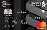 Standard Chartered Platinum Mastercard® Basic