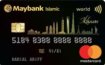 Maybank Islamic World Mastercard Ikhwan