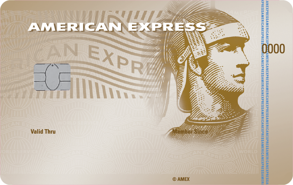 American Express® Gold Credit Card