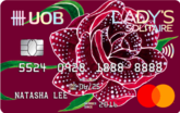 UOB Lady's Solitaire Mastercard
