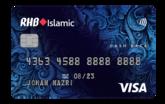 RHB Islamic Cash Back Credit Card-i