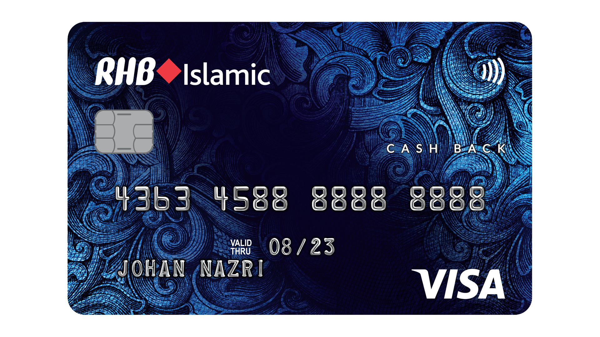 RHB Islamic Cash Back Credit Card-i