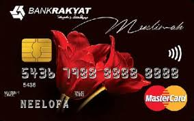Bank Rakyat Muslimah Credit Card-i