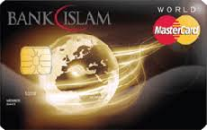 Bank Islam World MasterCard Card-i