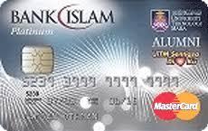 Bank Islam Alumni UiTM Platinum MasterCard Credit-i