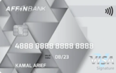 AFFINBANK Visa Signature