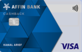 AFFINBANK - AFFIN DUO Visa Cash Back