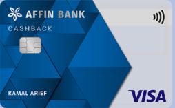 AFFINBANK - AFFIN DUO Visa Cash Back