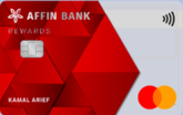 AFFINBANK - AFFIN DUO Mastercard Rewards