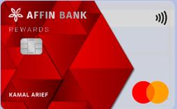 AFFINBANK - AFFIN DUO Mastercard Rewards