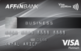 AFFINBANK - Visa Business Platinum