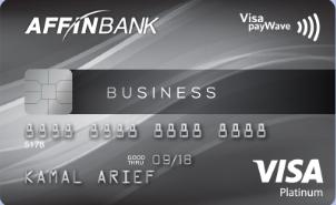 AFFINBANK - Visa Business Platinum