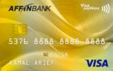 AFFINBANK - Visa Gold