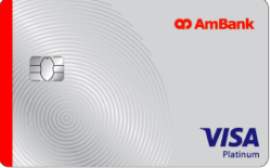AmBank Cash Rebate Visa Platinum Card