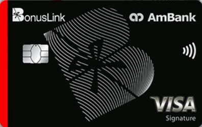 Ambank BonusLink Visa Signature Card