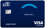 Citi Travel Account Card